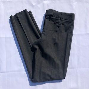 Women's BCBGmaxazria trousers size 6 dark gray